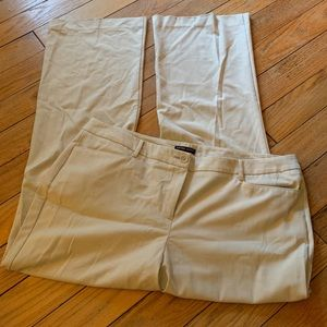 NEVER WORN! New York & Company White Trousers - 18